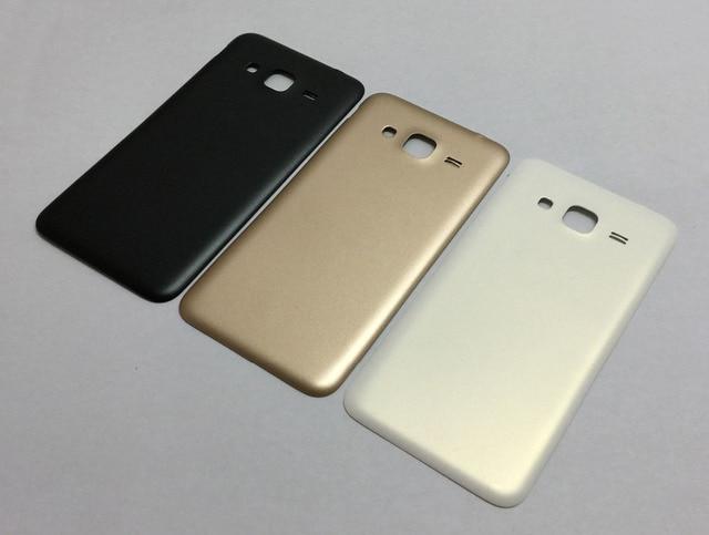 US $2 06 50% OFF|Aliexpress com : Buy For Samsung Galaxy J3 2016 J320 J320A  J320F J320M J320FN back Battery housing cover case battery door cover read