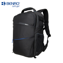 Benro Gamma Backpack DSLR Bag Notebook Video Photo Bags For Camera  Large Size Soft Bag Video Case  Free Shipping стоимость