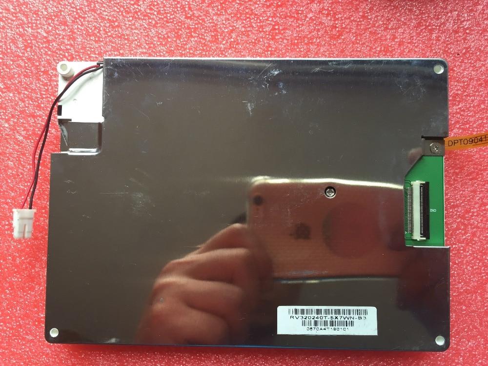 Rv320240t-5x7wn-b3 5.7 дюймов ЖК-дисплей экран 320x240 ЖК-дисплей панель промышленного ЖК-дисплей светодиодная подсветка ...