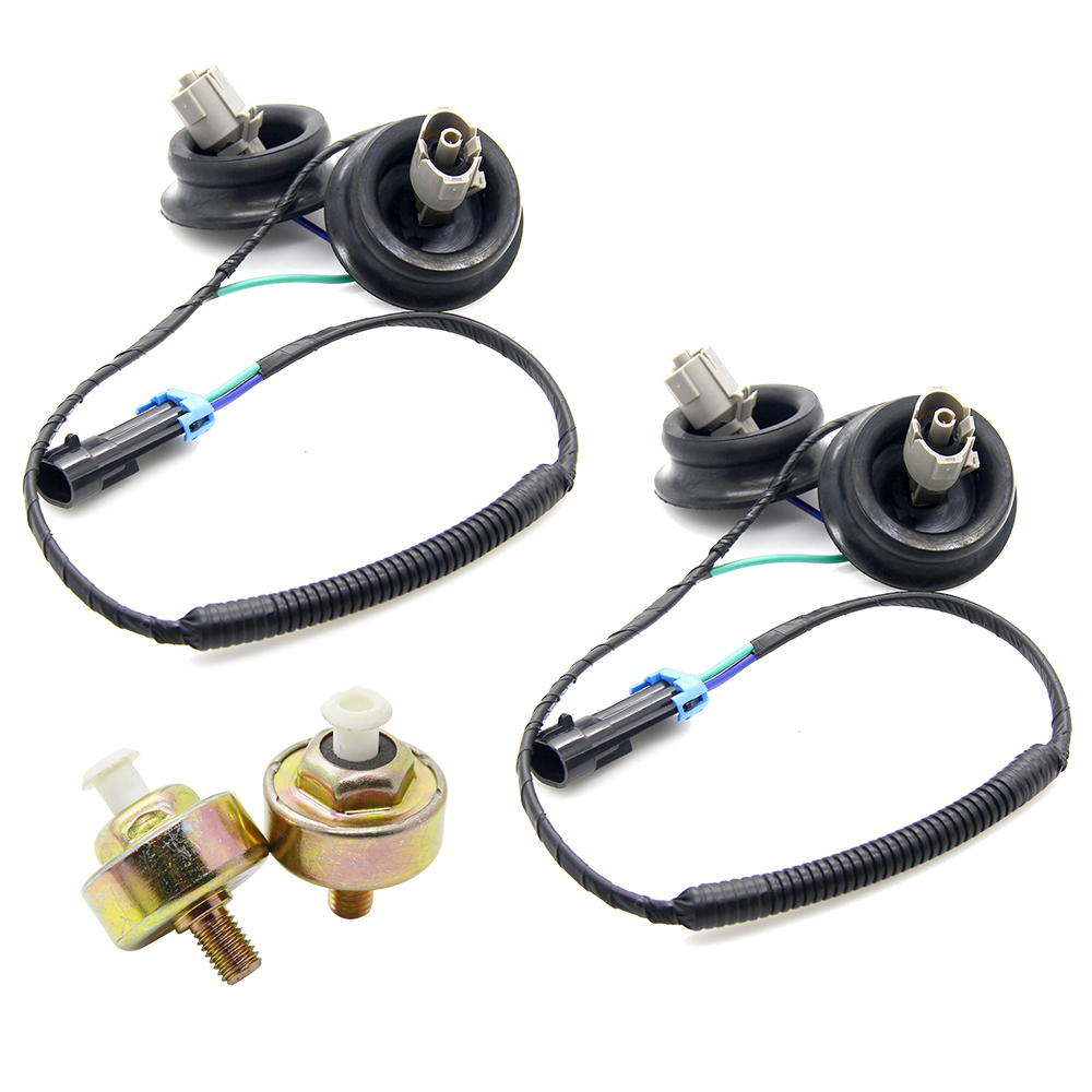 medium resolution of fit for cadillac chevy gm new auto replacement parts a set of knock sensor wire harness kit 12601822 10456603 in detonation sensor from automobiles