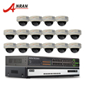 16CH NVR Security CCTV System 6TB HDD 1080P HD H.264 25fps 30 IR Outdoor Vandal-proof Dome Network IP POE Camera 24CH POE Switch