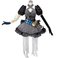 SINoALICE Alice Gothic Lolita Uniforms Cosplay Costume with accessory