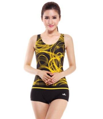 Modni kupaći kostim za trening za mršavljenje kupaći kostim - Umjetnost, obrt i šivanje