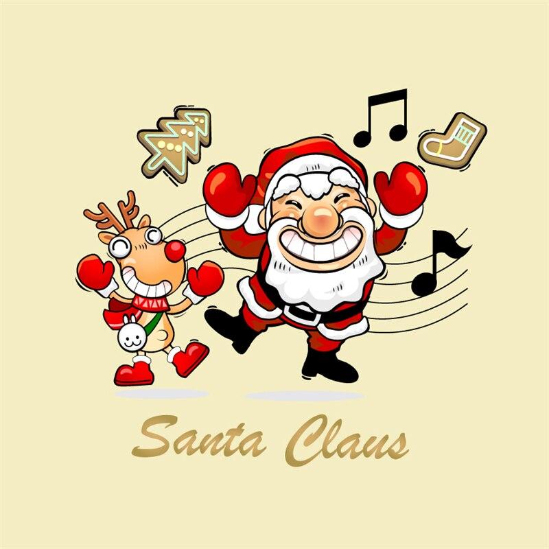 Santa Claus Elf Stamp Metal Cutting Dies For Scrapbooking Cut Die Diy Album Card