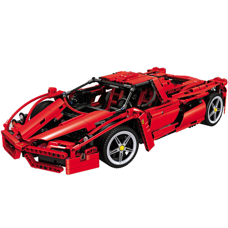 Bela 10571 Creator Series Enzo Ferrari F1 Car Building Blocks Set