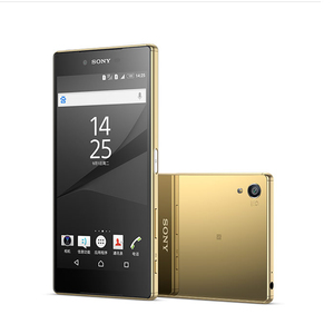 Image 4 - Desbloqueado sony z5 premium octa núcleo 23.0mp câmera do telefone móvel 5.5 ips ips ips único/duplo sim android 4g FDD LTE 3430mah impressão digital