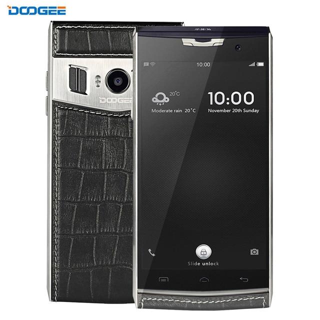 Оригинал DOOGEE T3 ROM 32 ГБ + RAM 3 ГБ Сети 4 Г Двойной Экран 4.7 + 0.96 дюймов Android 6.0 MTK6753 Octa Core с Поддержкой OTG ОТА GPS