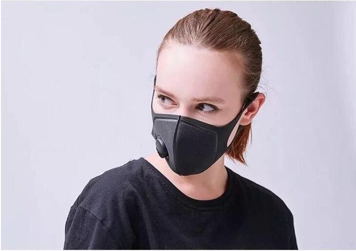 Winter Cycling Face Mask Anti Dust Training Mask Cycling Mas…