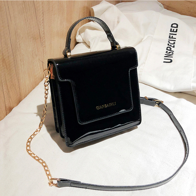 Women's Bag Patent Leather...