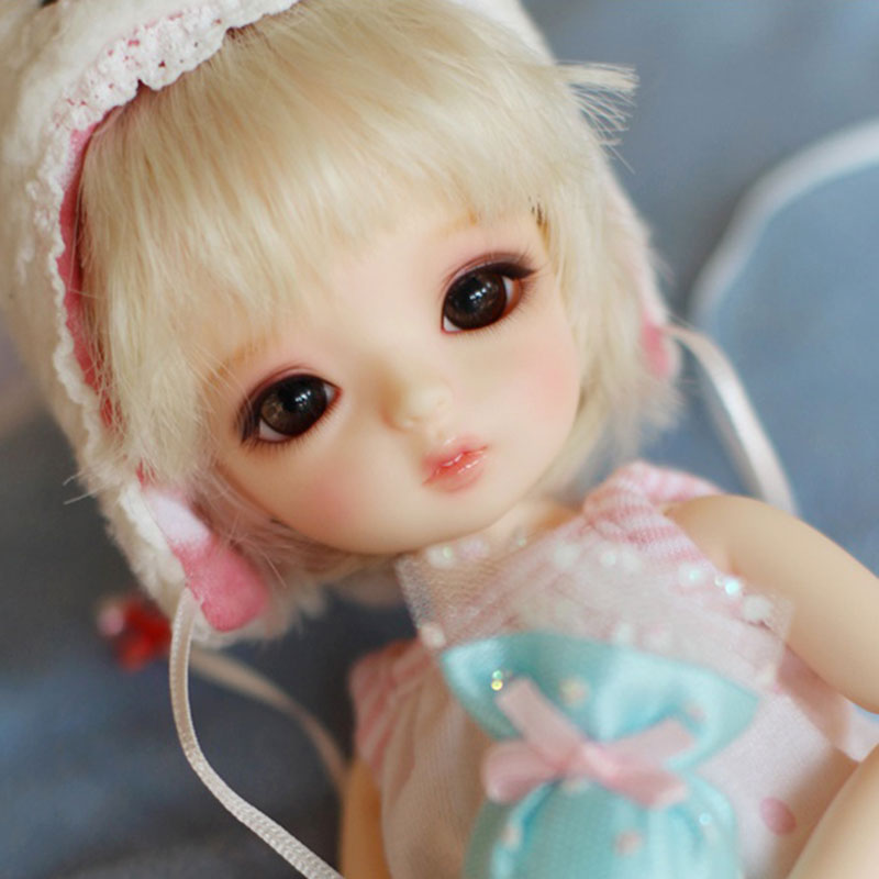 ShugoFairy BambiCrony Vanilla bjd sd dolls 1/6 body model reborn girls boys High Quality Fashion shop Free eyes Beautifull toys ucanaan 1 3 bjd doll reborn girls dolls 19 jointed body chinese style maxi long dress wig makeup dressup diy sd kids toys