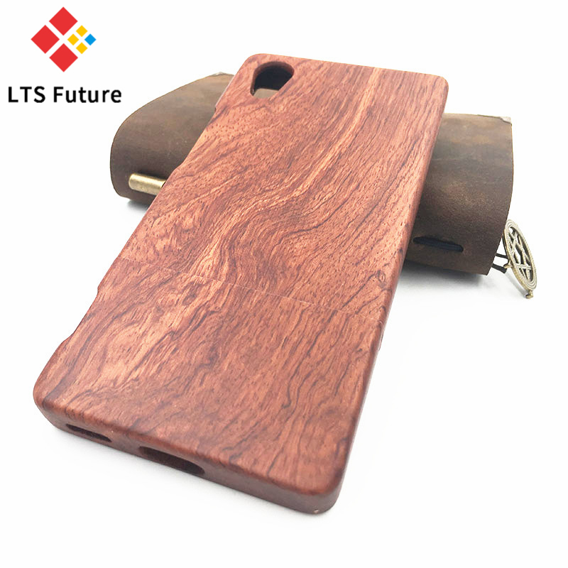 LTS FUTURE For Wood Sony Xperia XA1 Cases Anti-Knock Wooden Housing Back Cover Fundas Coque For Sony XA1 ultra Pouch Phone Case