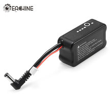 Eachine EV100 2S 7.4V 1000mah LiPo Battery Rechargeable DC 2.1mm*5mm 2S Balance Plug Connector For Fatshark Goggles RC Models