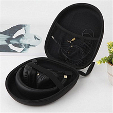 Headphone case storage bag shockproof earphone universal Bluetooth protection