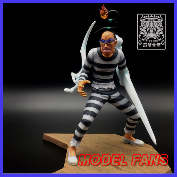 MODEL FANS in-stock One Piece 24cm MR3 Galdino gk resin toy Figure for Collection mr z 1 6 set steppe wolf animal 20 cm lenght in stock