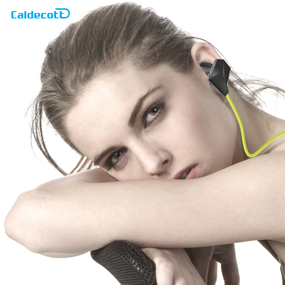 Wireless Earphone headset Noise Reduction Stereo headset Sport Running in-ear Auriculares Cordless Headphones Bluetooth 4.1 new sport running bluetooth wireless ear hook earphone super stereo bass headset noise reduction lot ib for android ios phones