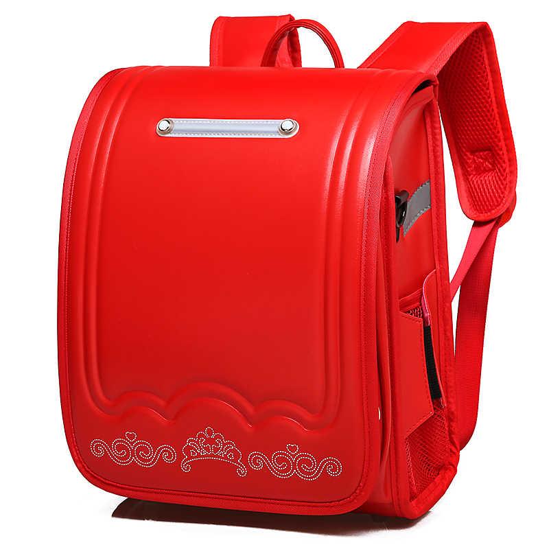 Nowe mody styl japoński torby szkolne dla chłopców dziewcząt marki plecak dla dzieci Student torba na książki o dużej pojemności plecak dziecięcy