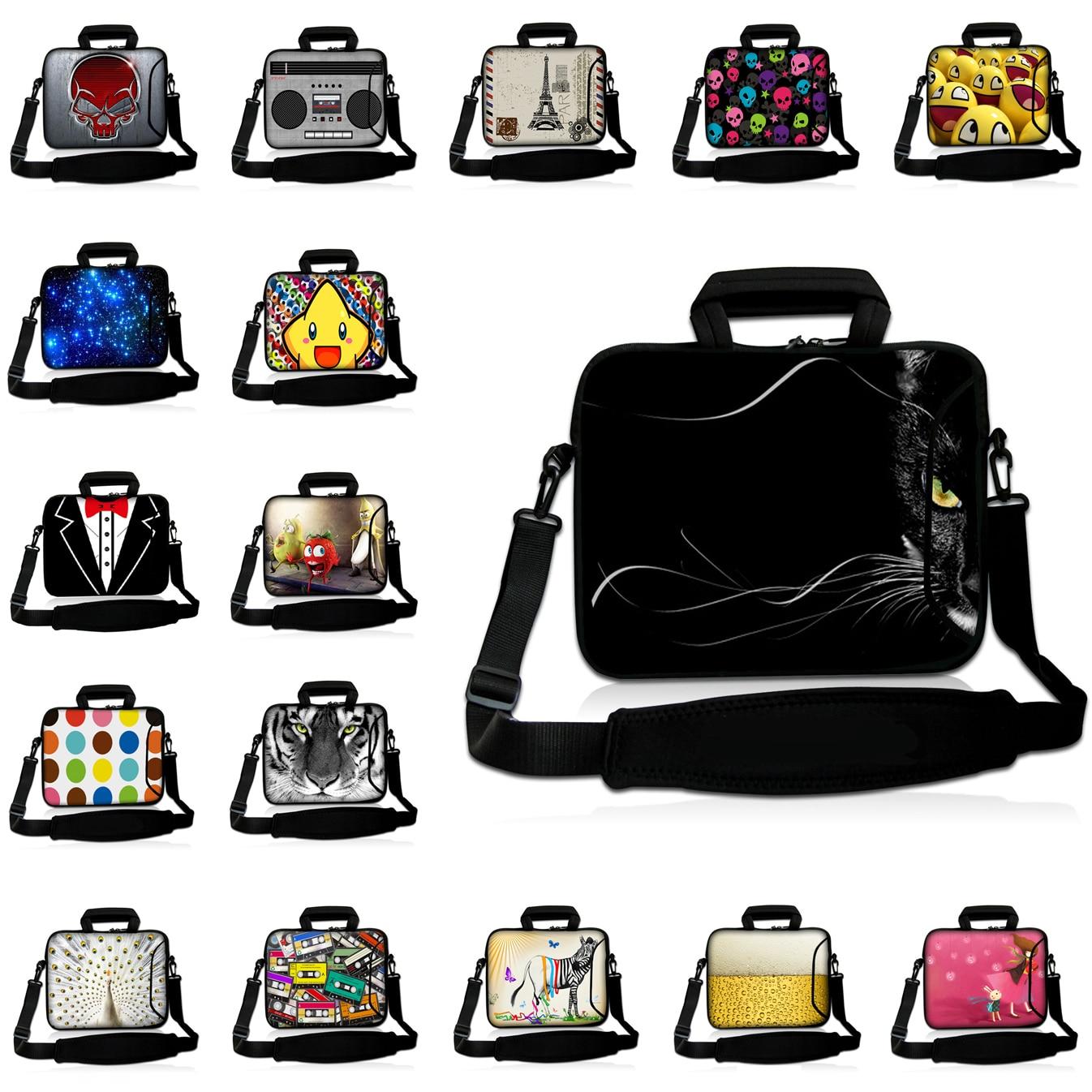 For Macbook Air HP Envy Case 15 13 10 12 15.6 17 9.7 14 inch Sleeve Laptop Bags Casual Shoulder Messenger Bag 13.3 Notebook Case