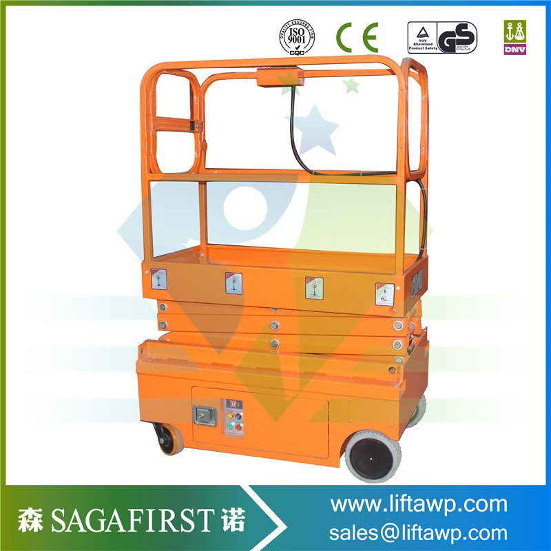 Selfproplled Scissor Lift For Ce