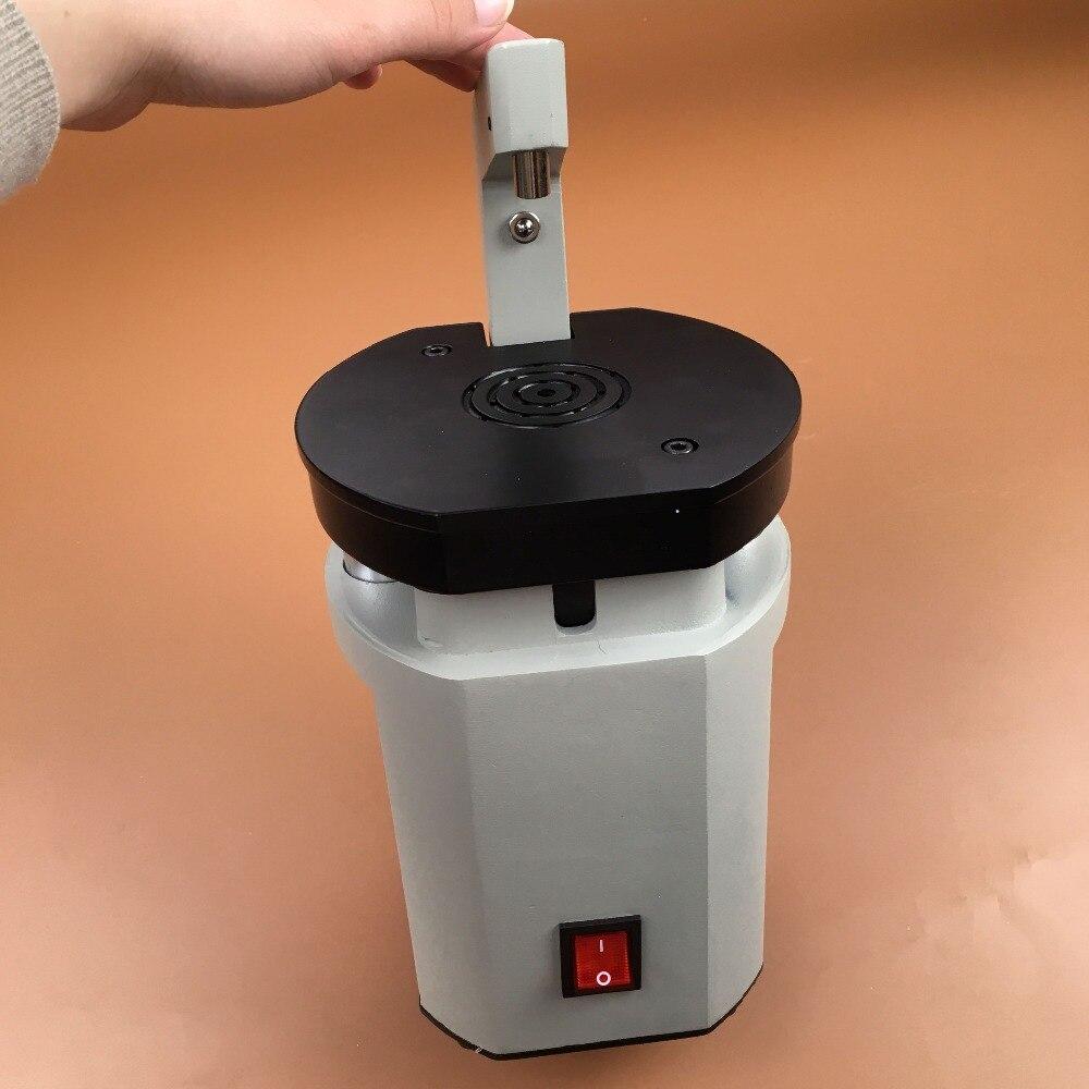 1 Pezzo pindex machine silenzioso di Alta qualità bordo di plastica dentale pin Intonaco pin hole unità di perforazione