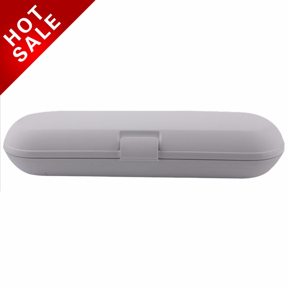 Toothbrush Travel Case For Braun for <font><b>oral</b></font> <font><b>B</b></font> D12 D16 3757 pro600,d12513K d10513k d10 ibrush OC20/Pro600/650/1000/<font><b>2000</b></font>/3000/4000 image