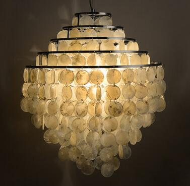pendant lights source pendant lamp shell pendant light natural shell