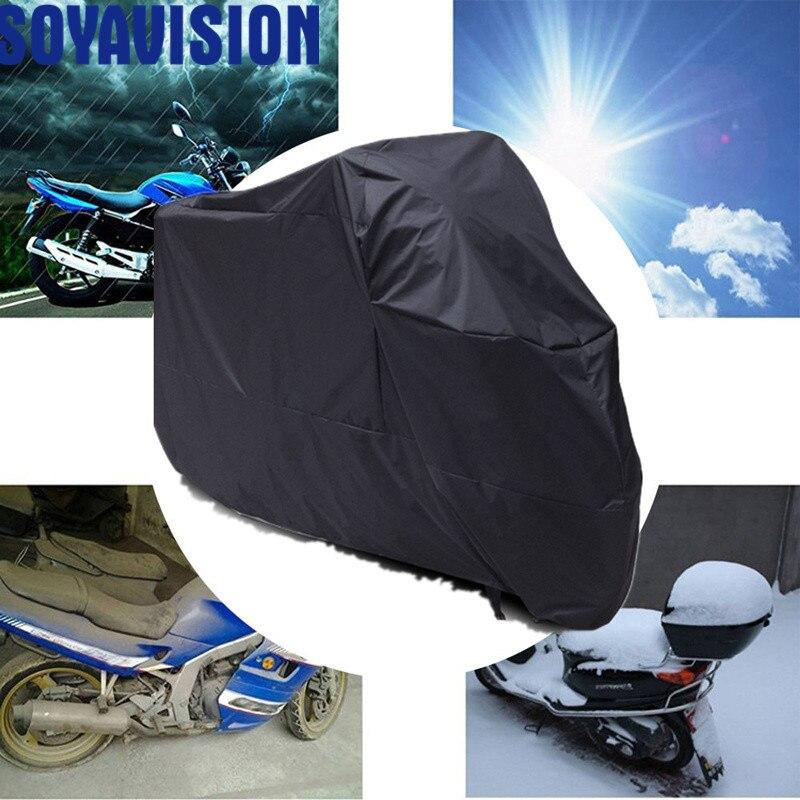 Clever Wasserdichte Outdoor Motorrad Uv Regen Staub Bike Motorrad Abdeckung Für Bmw Motorrad R1200gs Adv F800gs K1600 Harley Billigverkauf 50%