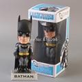 Envío Gratis FUNKO DC Universe Batman Wacky Wobbler Bobble Head Acción PVC Figure Collection Toy Doll FKFG060