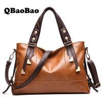 Large 40cm Handbag Genuine Leather Shoulder Women Bag Shopping Tote Quality Big Bag Women