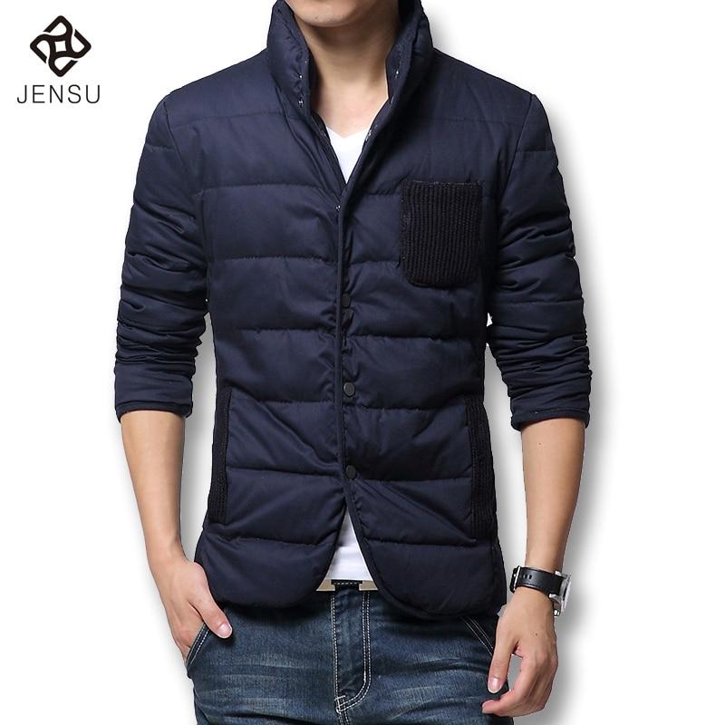 Hot sale winter 2016 men downs jackets fashion men s outwears slim fit warm jackets down