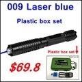 Лазерная указка ReadStar 009  Синяя лазерная указка  пластиковый корпус с высоким горением  включает в себя 1 колпачок со звездным рисунком  аккум...