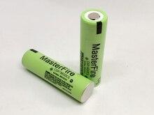 MasterFire 2PCS/LOT Original CGR18650CG 18650 3.7V 2250mAh Rechargeable Battery Lithium Batteries For Panasonic