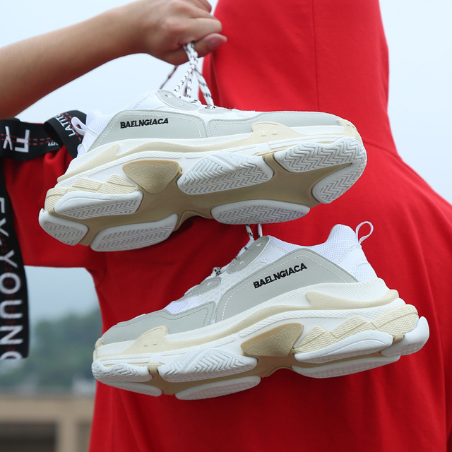 Новинка 2018 г. Ins ультра Горячая Летняя распродажа Ulzzang мужские кроссовки 9908 пары Ретро Повседневная обувь; белый цвет Мужская обувь Adulto повседневная обувь