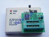 Free shipping EZP2013 BIOS USB Universal Programmer+V1.8 adapter SPI Flash SOP8 DIP8 W25 MX25