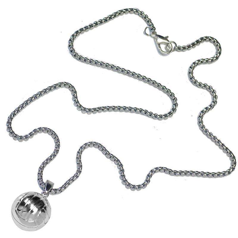 collier homme volley