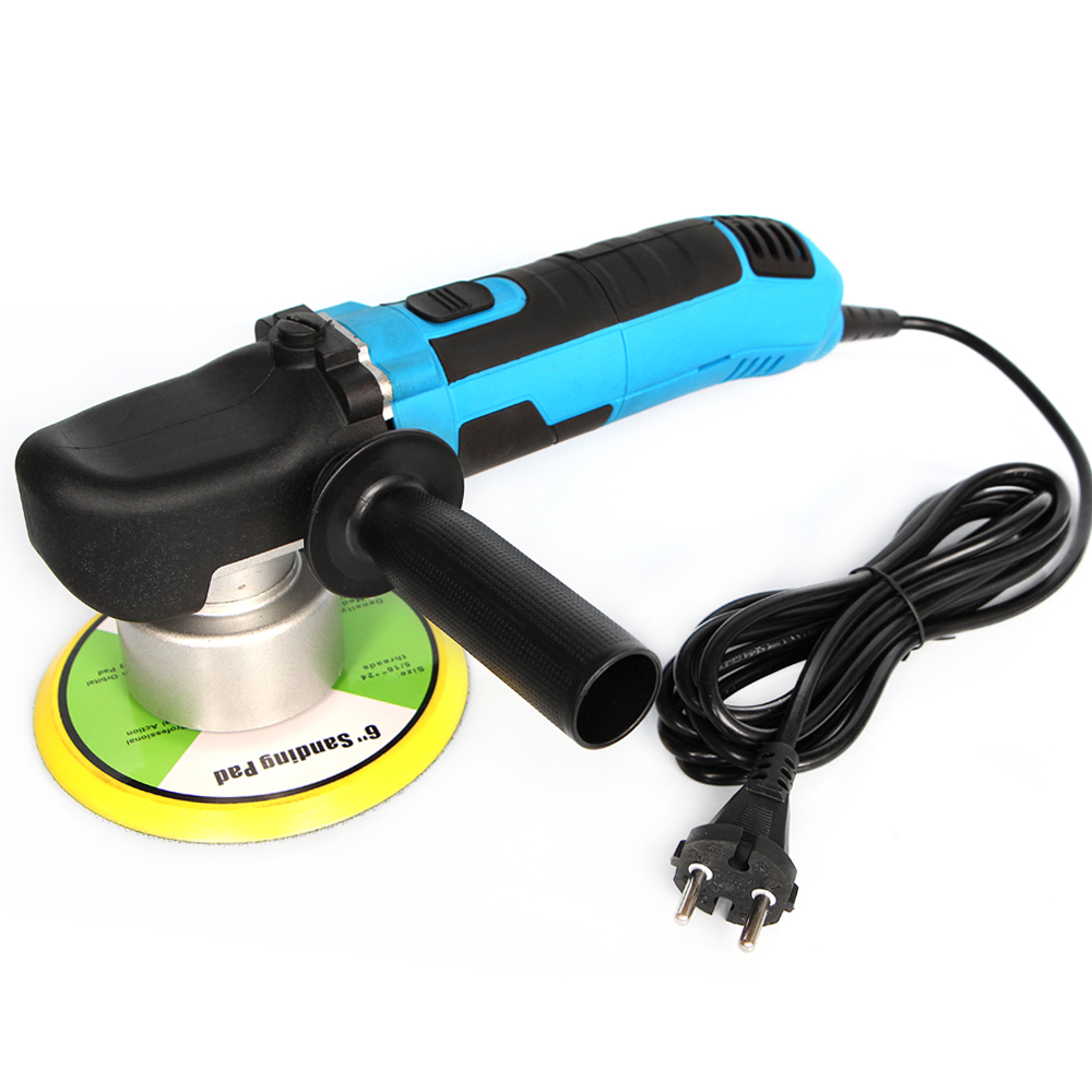 High Quality Electric Dual Action Shock Polisher 220V Polishing Waxing Machine Adjustable Speed Self-lock Random Orbital high quality electric dual action shock polisher 220v polishing waxing machine adjustable speed self lock random orbital