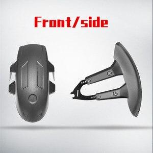 Image 5 - Motorcycle Rear Fenders Flare Mud Flap Mudguard Guard Blavk For Honda cbf 190r cbr 190x cbf150