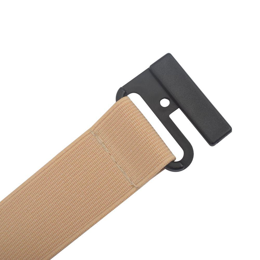 New Unisex Buckle-Free Elastic Belt For Jeans Pants Dress Stretch Waist For Women Men No Buckle Without Buckle free Belts H111 Bottoms WOMEN'S CLOTHING cb5feb1b7314637725a2e7: Black|Blue|Deep Blue|Khaki|White