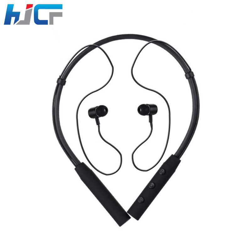 Original HJCF Stereo Bluetooth Headphones Wireless Headset Sports Earphones Support Aptx With Mic For iPhone Android Phone ZY05