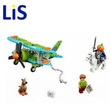 Lis Bela 10429 Compatible legoings Scooby Doo Mummy Museum M