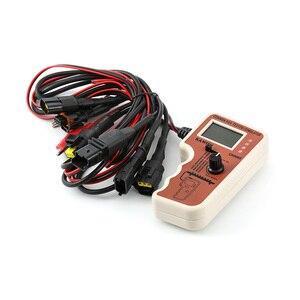 Image 2 - Probador de presión de riel común para kts bosch, probador de presión de riel común diésel delphi y simulador Denso, herramienta de prueba del Sensor