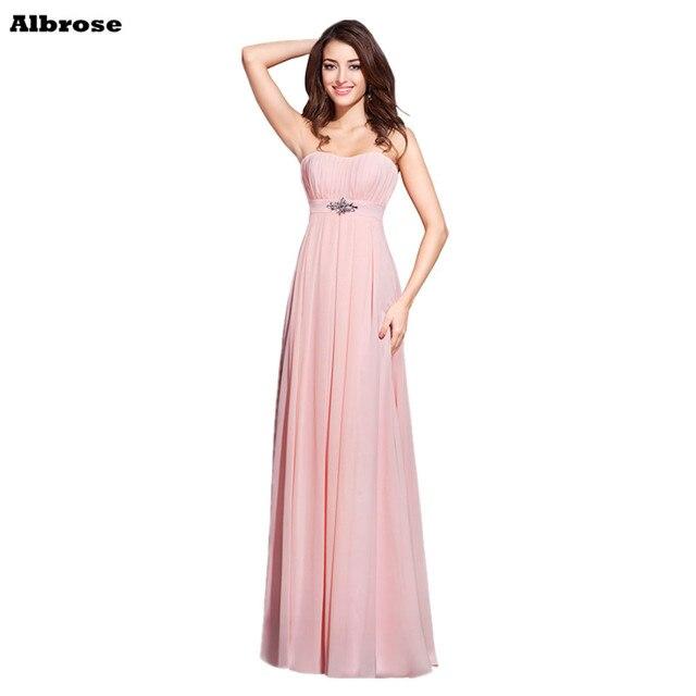 Империи талии вечернее платье шифон Простые Дешевые беременных женское платье длинные Вечерние платья вечернее платье Шик Для женщин платье