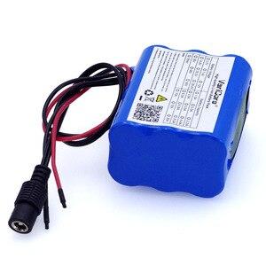 Image 3 - Varicore 12 v 4.4ああ4400mahの18650充電式電池12 bmsとリチウム電池保護ボード + 12.6v 1A充電器