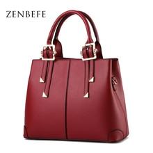 ZENBEFE Kapazität Frauen Tasche Mode Damen Kupplung Durable Frauen Messenger Bags Täglichen Handtaschen Für die Dame Schulter Handtasche Totes