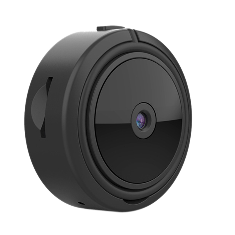 Mini Ip Camera Wireless Small Cctv Infrared Night Motion Detection Audio App Smart Home Security