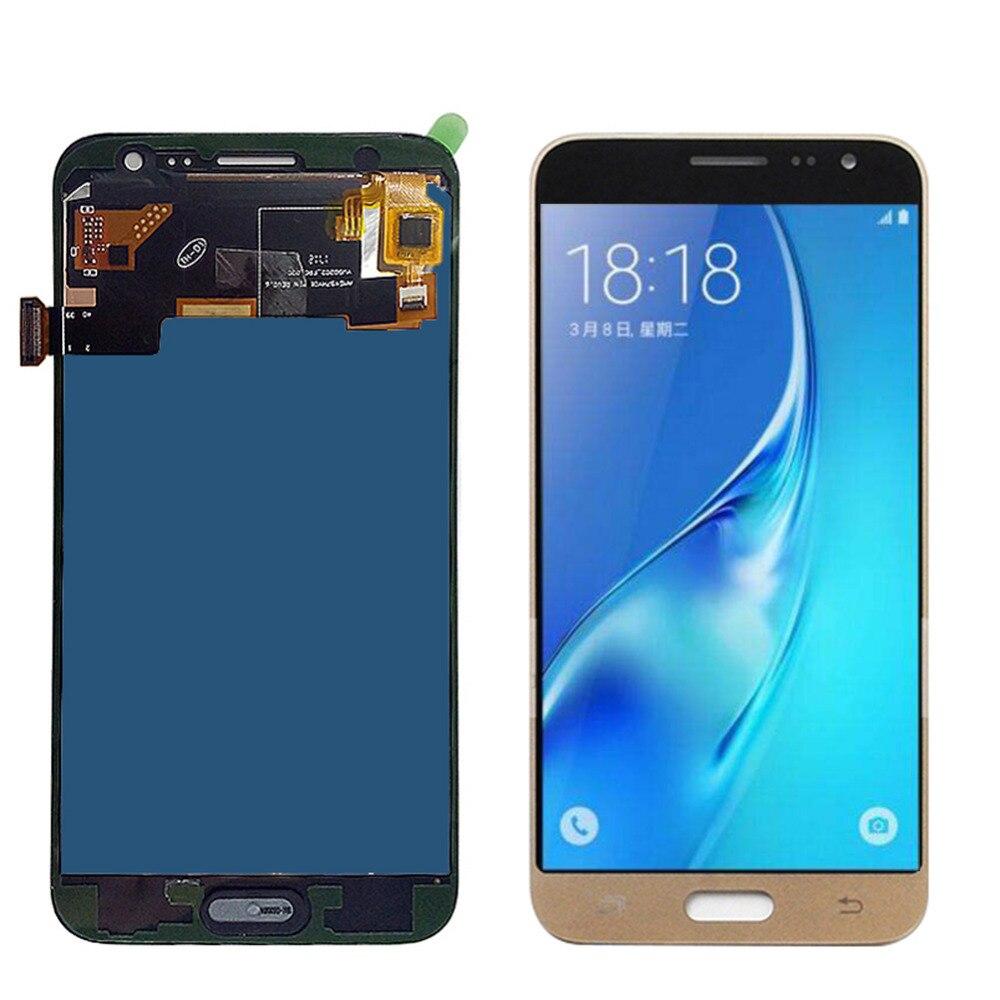 SZMUGUA SM-J320FN/F/M/H/DS For Samsung Galaxy J3 2016 J320 LCD Display + Touch Screen J320F J320FN J320H J320M Adjust brighnessSZMUGUA SM-J320FN/F/M/H/DS For Samsung Galaxy J3 2016 J320 LCD Display + Touch Screen J320F J320FN J320H J320M Adjust brighness