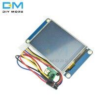 """2.4 """"Nextion HMI Intelligent Intelligent USART UART série tactile TFT LCD Module panneau daffichage pour framboise Pi 2 A + B + pour Arduino"""
