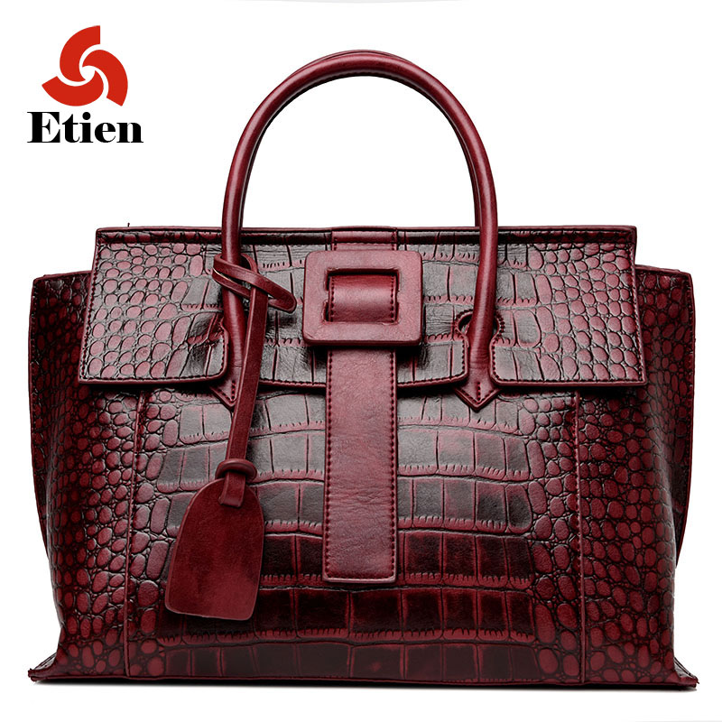 Women bag women's handbags big bag ladies lady's bag made of genuine leather wom