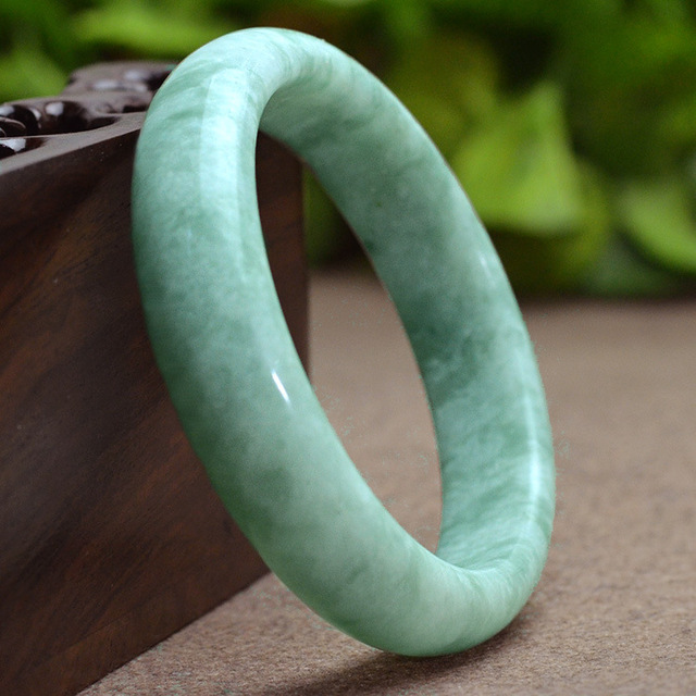 Bracelet De Jade Vert