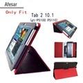 Чехол Tab 2 10 1 p5100 p5110 P5113  откидной Чехол-книжка из искусственной кожи с подставкой  чехол-книжка для Samsung Galaxy Tab 2 10 1  планшет с подставкой  GT-P5110 ...