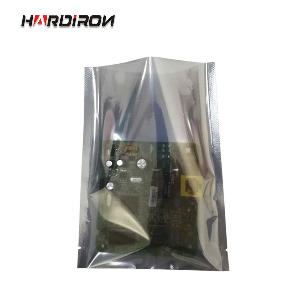 Anti Static Shielding Bag ESD Anti-Static Plastic Packaging Pouch Waterproof Self Seal Antistatic Package Pouch Custom Size Bag